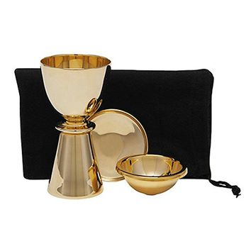 CHURCH COMMUNION SUPPLY, Chalice Travel Set