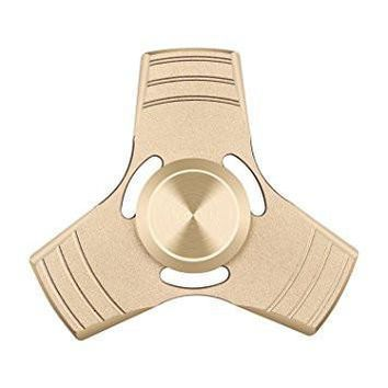 Gold Plated Metal Spinner (heavy)