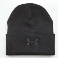 Perfect Under Armour Women Men Embroidery Knit Hat Beanie Cap Hat