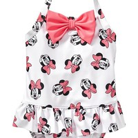 Old Navy Disney Minnie Mouse Swimsuits For Baby