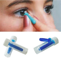 1 X Contact Lens Inserter For Color /Colored /Halloween contact lenses New HU