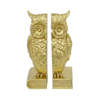 What a Hoot Bookends
