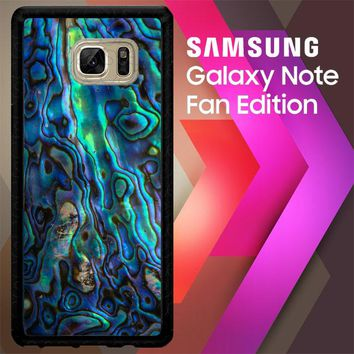 Abalone X4972 Samsung Galaxy Note FE Fan Edition Case