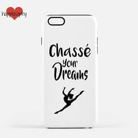 Dance Phone Case, Dance iPhone Case, Dancer Phone Case, Ballet Phone Case, Dancer Gift, Dance Teacher Gift, Tough Phone Case, Dance Team