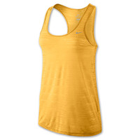 Women's Nike Dri-FIT Touch Run Breeze Stripe Tank