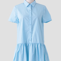 Tennis Club Drop Waist Dress
