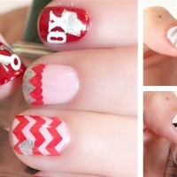 Nail Decal 3 Pack Blowout Sale! New Valentine's Day Designs and MORE!