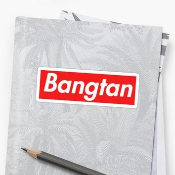 ¡®Supreme Bangtan¡¯ Sticker by bangtanstyle