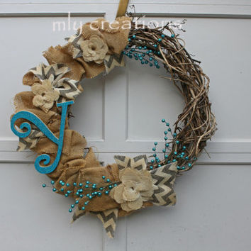 Christmas Wreath Winter Wreath Spring Wreath Wedding Decor White