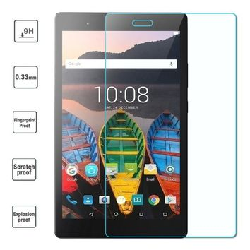 0.33mm Tempered Glass Film For Lenovo Tab 3 8 Plus Glass Screen Protector For Lenovo P8 TB-8703F 8.0 Protective Saver 9H