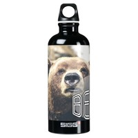 Bear - wowpeer SIGG traveler 0.6L water bottle
