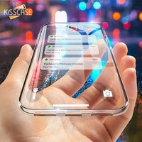KISSCASE Case For Samsung Galaxy A5 A7 J5 J7 2016 2017 Thin HD Transparent Soft TPU Phone Case For Samsung S7 S8 S9 Plus Note 9