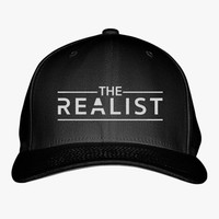 The Realist Embroidered Baseball Cap