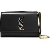 Saint Laurent - Monogramme Kate medium leather shoulder bag