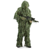 Polyester Durable Camouflage Ghillie Suit