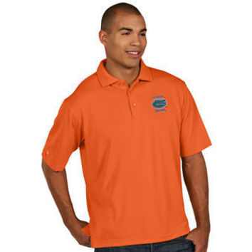 NCAA Florida Gators Men's Antigua Phoenix Orange Polo