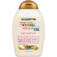 OGX Extra Strength Damage Remedy + Coconut Miracle Oil Shampoo, 13 Oz - Walmart.com