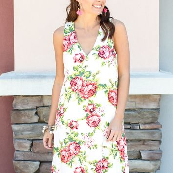 Once In A Bloom Dress
