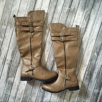 Anything Goes Boots