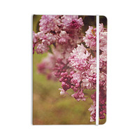 """Angie Turner """"Lilacs"""" Pink Flower Everything Notebook"""