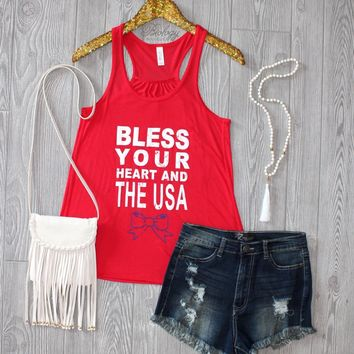 Bless Your Heart and the USA Tank