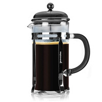 Procizion French Press Coffee and Tea Maker with Triple Filters