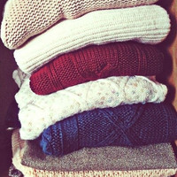 SALE - Mystery Vintage Sweaters!! Any Style Any Size,You Pick!