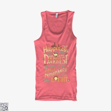 Happiness, Harry Potter Tank Top