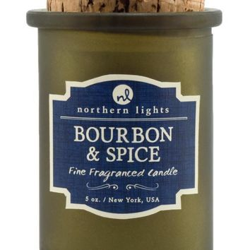 Bourbon and Spice Spirit Candle