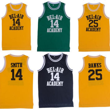 78525022c Basketball Jersey Will Smith the Fresh Prince Movie American Thr