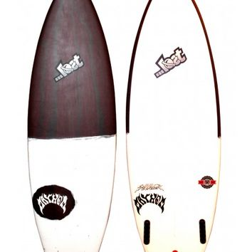 LOST SURFBOARDS/BLACK DAR SUB SCORCHER BLACK DART 5'8 - Catalyst Shop