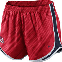 St. Louis Cardinals MLB Womens Seasonal Tempo Short