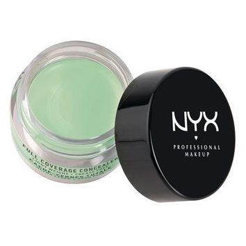 NYX Concealer Jar - Green - #CJ12