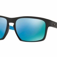 OAKLEY SLIVER PRIZM DEEP WATER POLARIZED, POLISHED BLACK OO9262-40