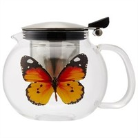 Glass Teapot – Butterfly directed by Indigo | Tea Pots Gifts | chapters.indigo.ca