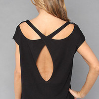 The Spirograph Cutout Top in Black by Free People | Karmaloop.com - Global Concrete Culture