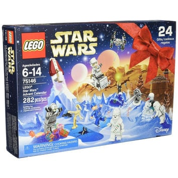 LEGO Star Wars Advent Calendar  [75146 - 282 Pieces]