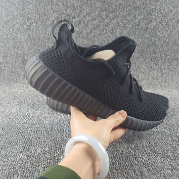 Yeezy Boost 350 V2  Triple Black