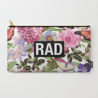 RAD Carry-All Pouch by Text Guy