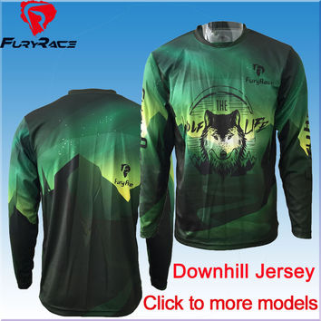 Click To See More Models! Men's Motorcycle Motocross Racing DH Downhill Jersey /MX MTB T shirt Jersey Jerseys/Bike Cycling Wear