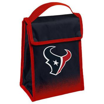 NFL Houston Texans Insulated  Lunch Bag Cooler