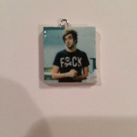 Jack Barakat of All Time Low Charm