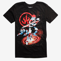 Voltron: Legendary Defender Keith Red Lion T-Shirt