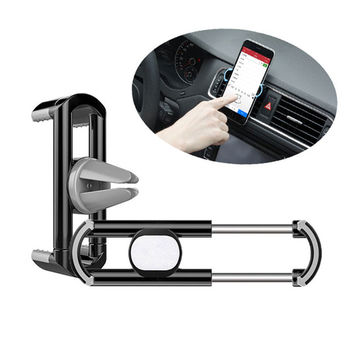 Car Phone Holder for iPhone/ Samsung Car Air Vent Mount Dock