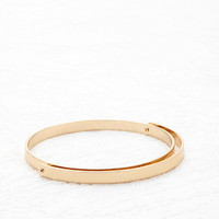 Crescent Layer Bangle