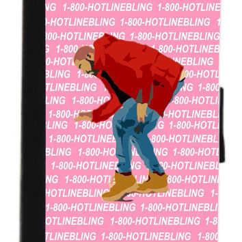 Drake 1-800 Hotlinebling Phone Case/Wallet