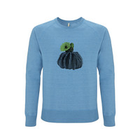 Unisex Raglan Sweat-shirt Cactus
