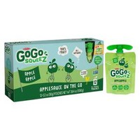 GoGo SqueeZ Applesauce On The Go Apple Pouches 12ct - 3.2oz