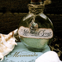 Mermaid Song Bottle
