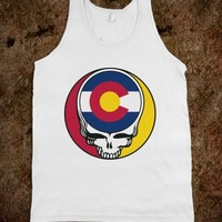 Steal Your Rockies Tank